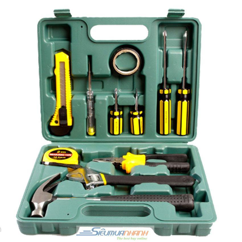 Bộ dụng cụ sửa chữa 16 món đặc biệt tiện ích