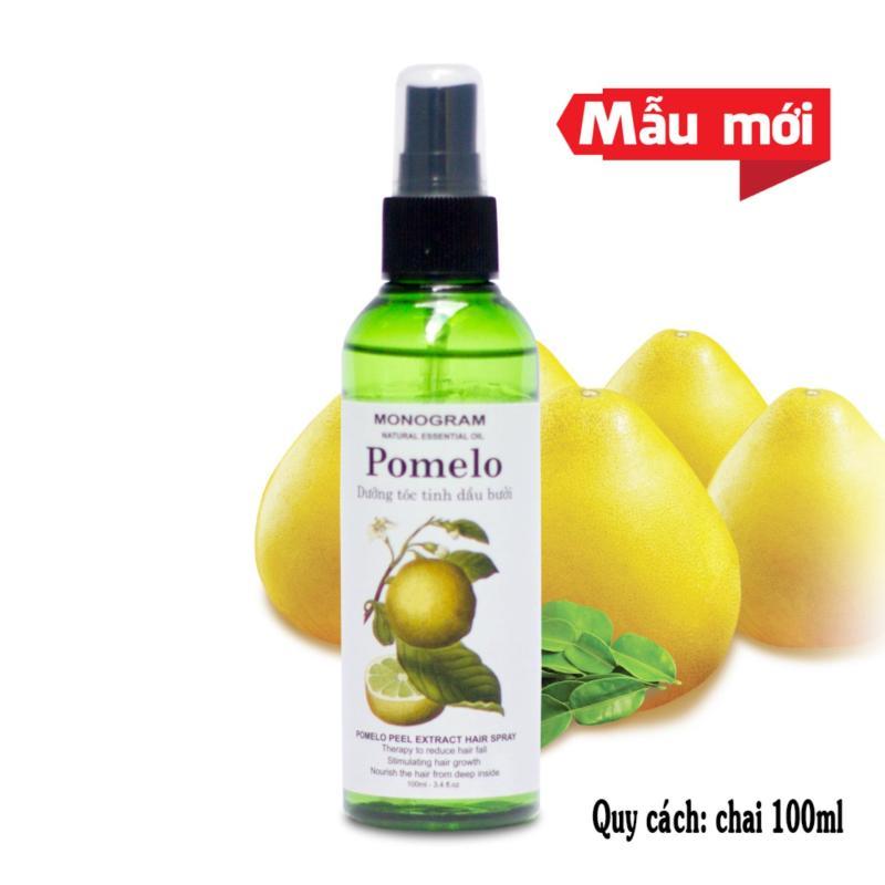 Chai xịt tóc bưởi POMELO trị rụng tóc, kích thích tóc mọc tự nhiên 100ml