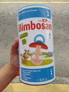 Sữa hộp Bimbosan Bio 1 400g thumbnail
