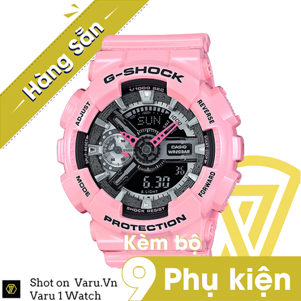 [Cao Cấp] Đồng hồ thể thao nam nữ G-Shock GMA-110MP-4A2 Full phụ kiện bán chạy