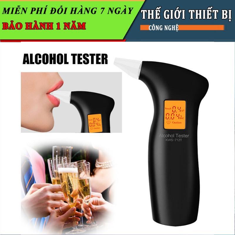 {HOT} Máy Đo Nồng Độ Cồn Chính Xác Tuyệt Đối Alcohol Tester ( Mới 2020)