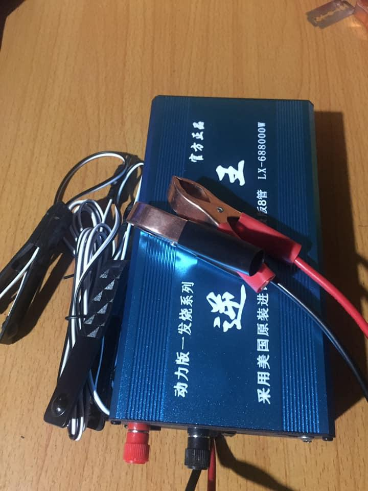 điện tử băm xung 8 fet-688000w Nhật Bản