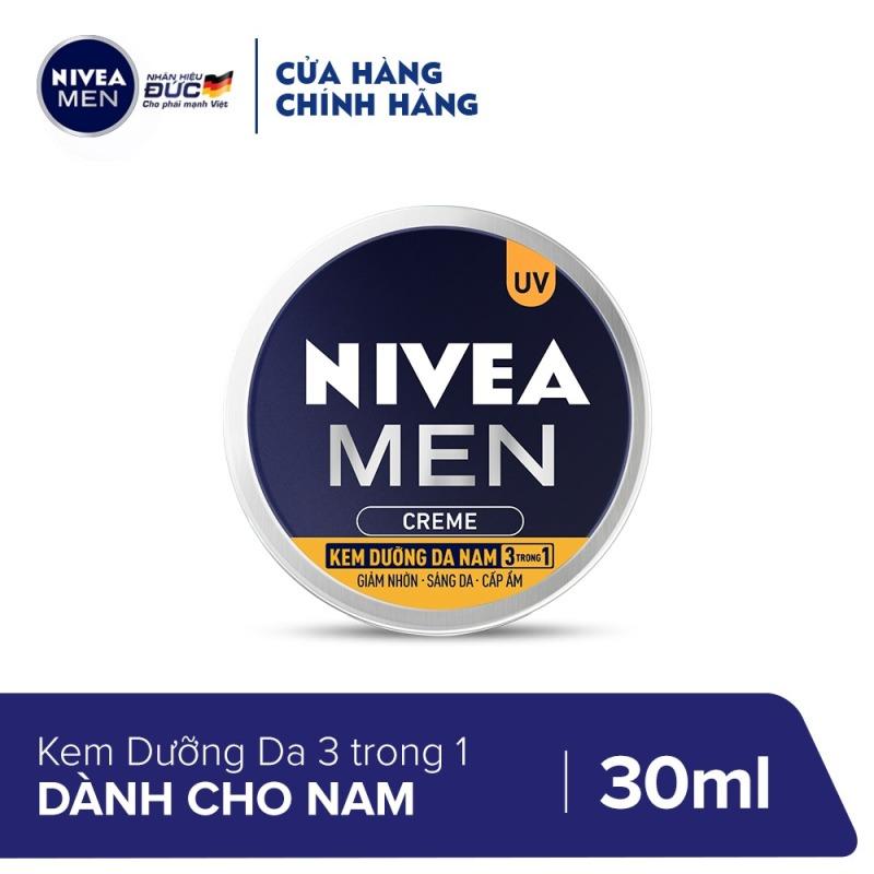 Kem Dưỡng Da 3 Trong 1 Dành Cho Nam Nivea Men 30ml - 83923 giá rẻ