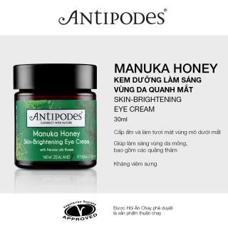 Kem Dưỡng Làm Sáng Vùng Da Quanh Mắt Antipodes Manuka Honey Skin-Brightening Eye Cream 30ml thumbnail