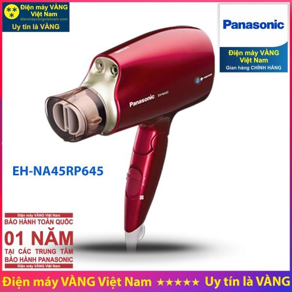 Máy sấy tóc cao cấp dành cho tóc hư tổn Panasonic EH-NA45RP645 - Hàng chính hãng giá rẻ