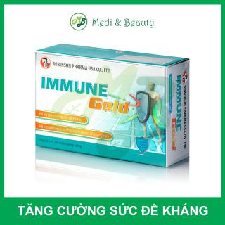 Viên uống Hỗ trợ Tăng sức đề kháng - Immune Gold -Hộp 30 viên thumbnail