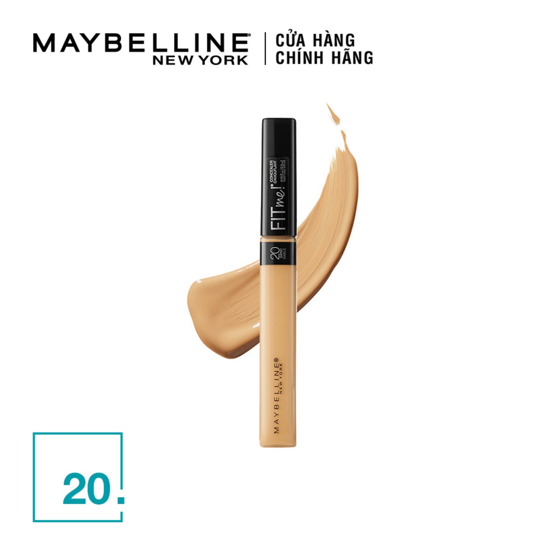 [TOP BÁN CHẠY] Kem che khuyết điểm đa năng Maybelline New York Fit Me Concealer 6.8ml cao cấp