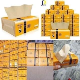Thùng giấy ăn gấu trúc (30 gói), Một thùng giấy ăn gấu trúc Sipiao, Thùng 30 gói giấy ăn gấu trúc Sipiao, Thùng 30 Gói Giấy Ăn Gấu Trúc Sipiao Siêu Mịn thumbnail