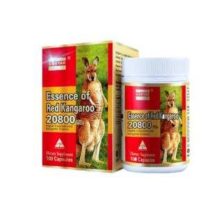 Viên uống Bổ thận tăng cường sức khỏe nam giới Red Kangaroo Costar 20800 thumbnail