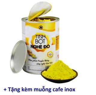 [500gr] Tinh bột nghệ đỏ An Bình + Chai mật ong tinh khiết Nano 100ml thumbnail