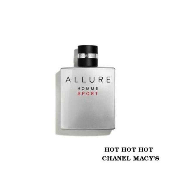Nước hoa Chanel Allure Homme Sport Eau de toilette 100ml - [Hàng Macys có Tem]
