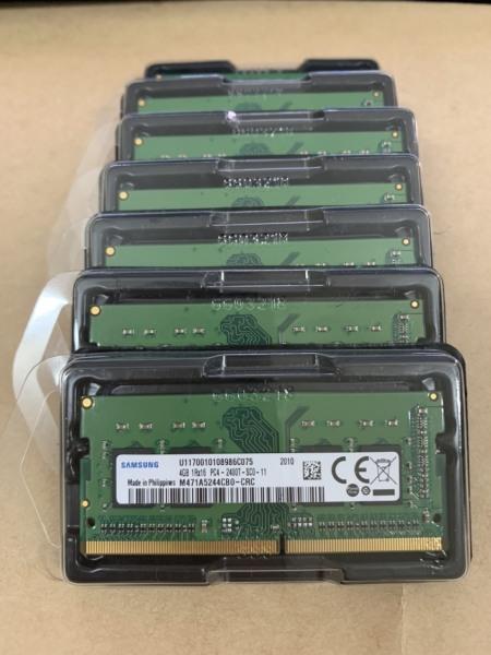 Bảng giá Ram laptop Samsung DDr4 4Gb buss 2400-Bh 3 năm Phong Vũ