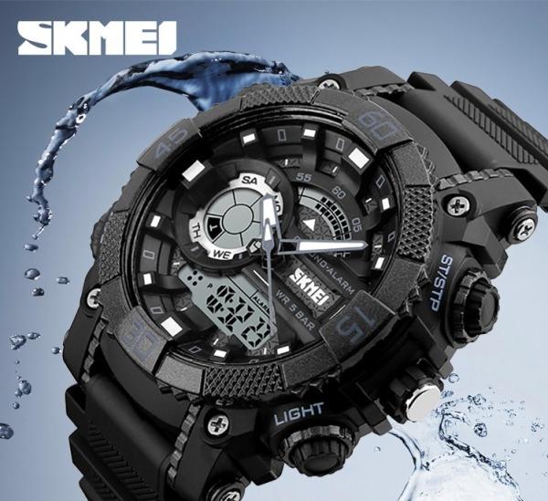 Đồng hồ thể thao nam cao cấp SKNEI SK1228 thời trang, phong cách - Đồng hồ thể thao - đồng hồ thể thao nam - đồng hồ thể thao thời trang bán chạy