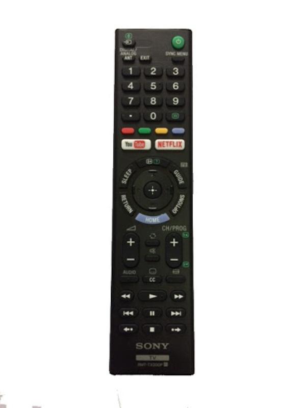 Bảng giá Điều khiển Tivi Sony RMT-TX300P- Hàng mới chính hãng 100% Tặng kèm pin