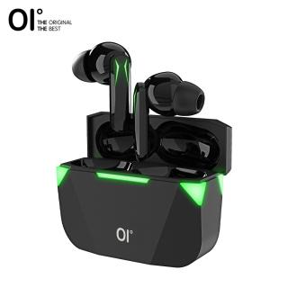 Mới oi Tai Nghe Không Dây Chân Thực Air-Nine, Tai Nghe Bluetooth Chơi Game Bluetooth 5.1 Micro HD Âm Trầm Sâu Khử Tiếng Ồn Màn Hình LED Sạc Nhanh Cảm Biến Cảm Ứng Ghép Nối Một Bước thumbnail