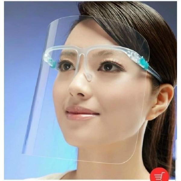 (Rẻ Vô Địch) Tấm chắn giọt bắn, Kính chắn giọt bắn mẫu mới , Miếng kính chắn bọt , Kính bảo hộ trong suốt đảm bảo bảo vệ mắt và thị lực cho những người sử dụng , không bị hấp hơi khi thở giá rẻ