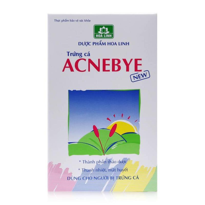 Thực phẩm chức năng hỗ trợ điều trị trứng cá Acnebye 30 viên