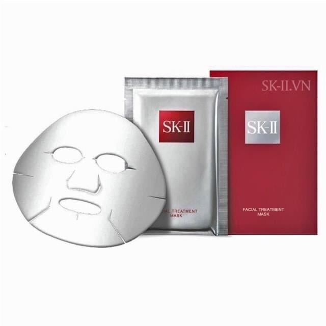 Mặt Nạ SK II FACIAL TREATMENT MASK hộp 10 miếng - 415