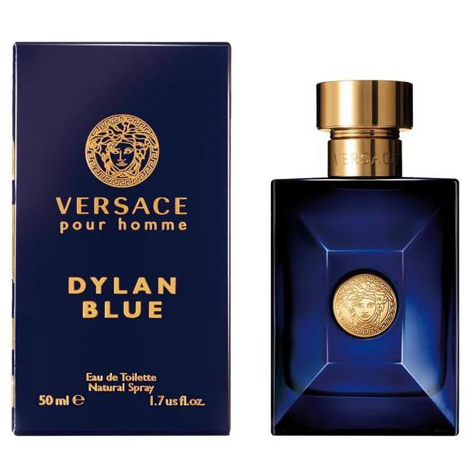 Nước hoa nam Versace Dylan Blue Pour Homme EDT 50ml nhập khẩu