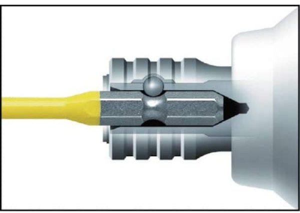 Mũi vít một đầu Anex PH2 dài 300mm made in Japan ACMD-2300