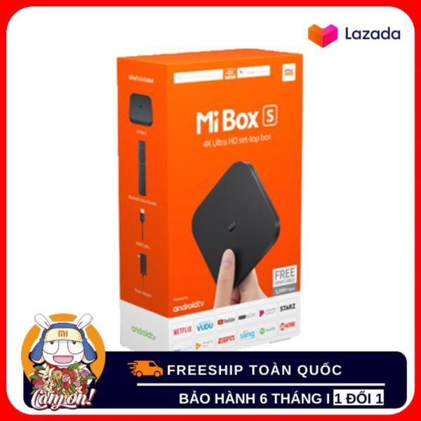 Bảng giá Xiaomi Mi Box 4K Global (MDZ-16-AB) - Hàng Digiworld
