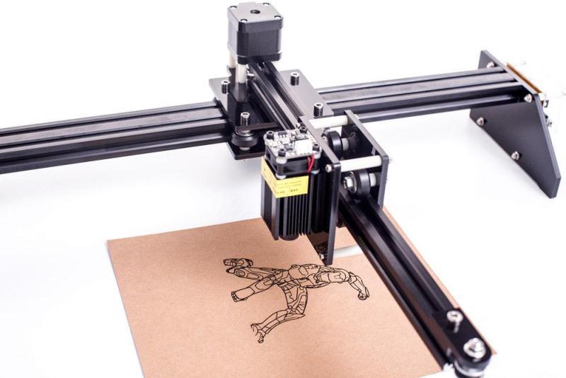 Máy khắc laser PXF 500mW