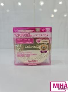 Phấn Phủ Trang Điểm Canmake Marshmallow Finish Powder 10g Nhật Bản thumbnail