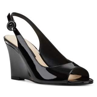 Giày sandal đế xuồng Nine West wnLARA