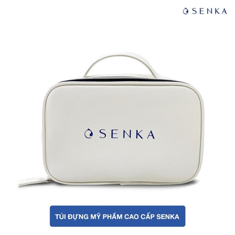 [GIFT] Túi đựng mỹ phẩm cao cấp Senka