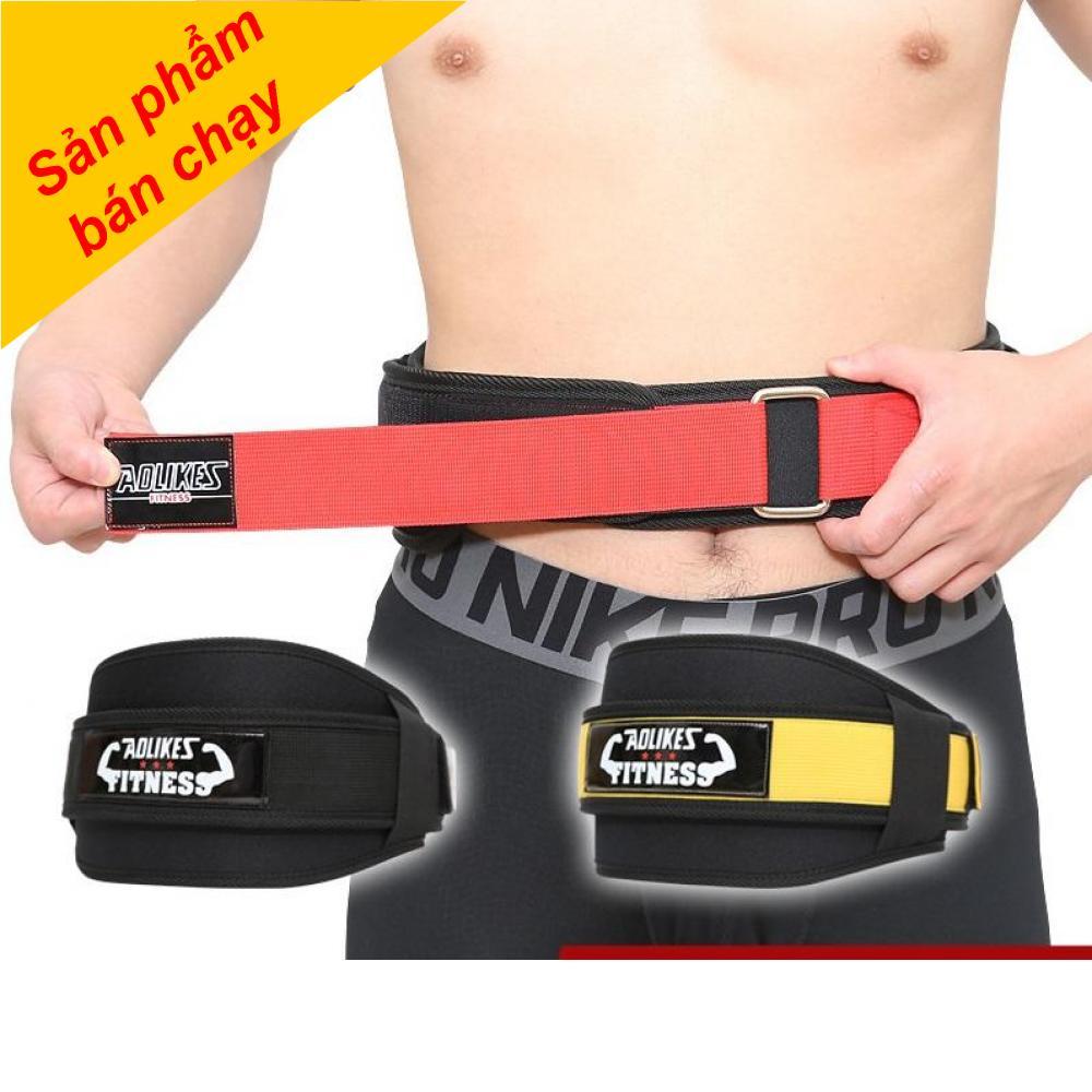 Bảng giá Đai lưng tập gym Aolikes HY, bảo vệ lưng khi tập gym