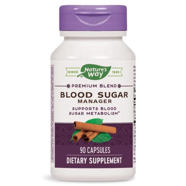 Điều Hoà Đường Huyết Natures Way Blood Sugar 90 viên cao cấp