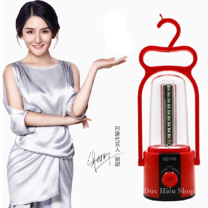 Bảng giá Đèn sạc siêu sáng 40 LED DP-7048, đèn sạc chiếu sáng khẩn cấp, đèn tích điện siêu sáng - Đức Hiếu Shop