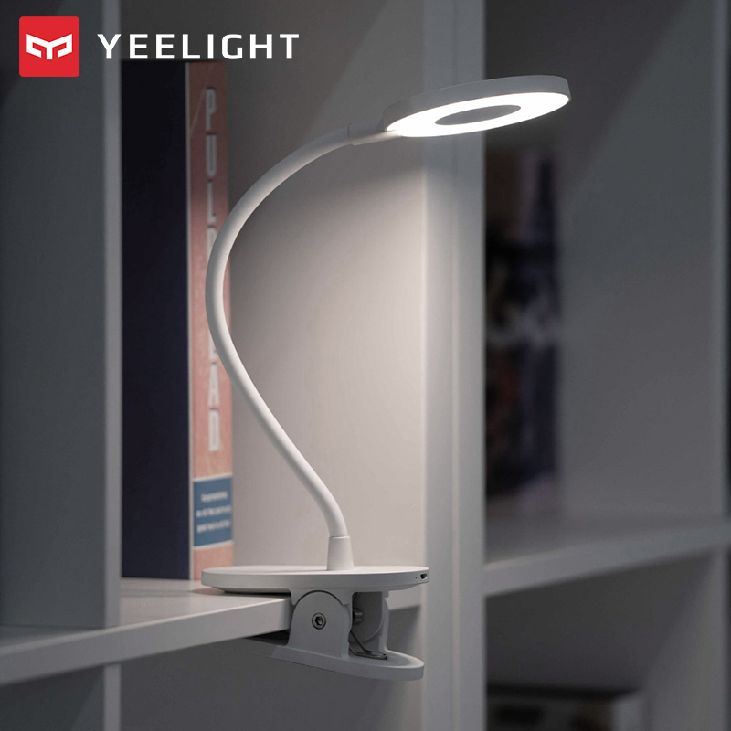 Yeelight Desk lamp J1 pro Light Eye protection Lamp Table USB Light clip Adjustable LED Lamps Rechargeable