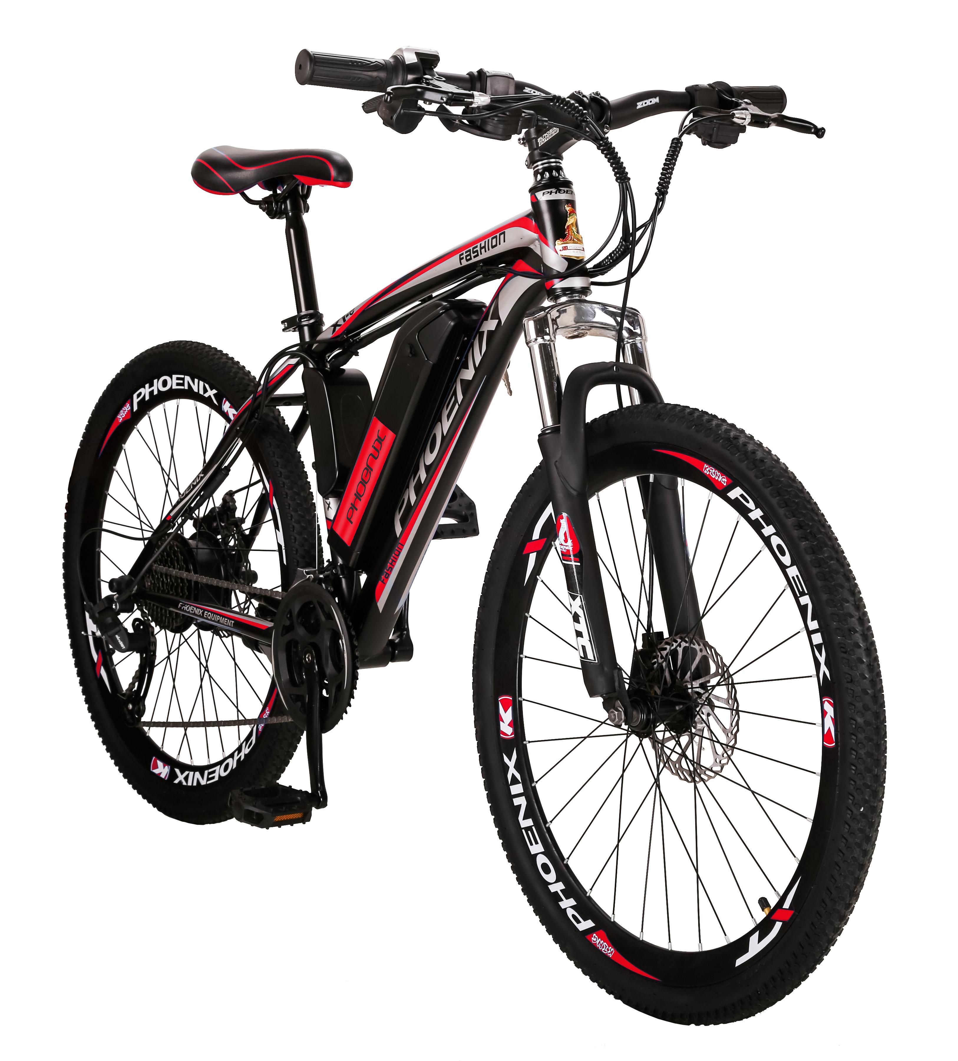Xe đạp trợ lực điện Phượng Hoàng Phoenix YE19SH2601JS