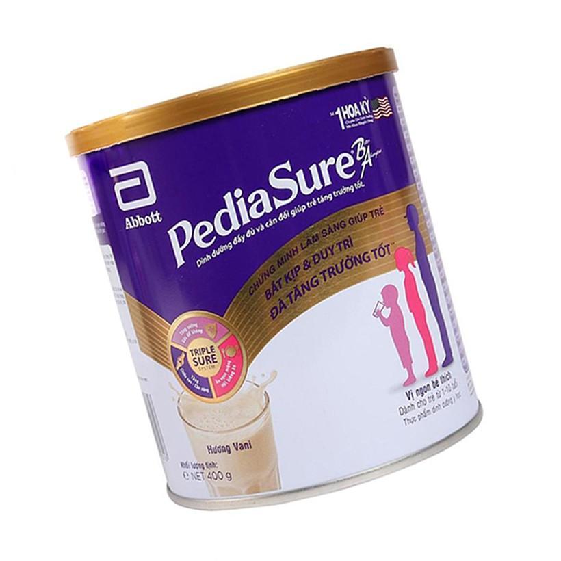 Sữa Pediasure hương vani 400g
