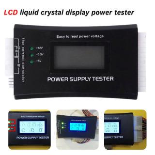 Bộ Test Nguồn Máy Tính Đa Năng 8 Trong 1 Có Màn LCD ATX thumbnail