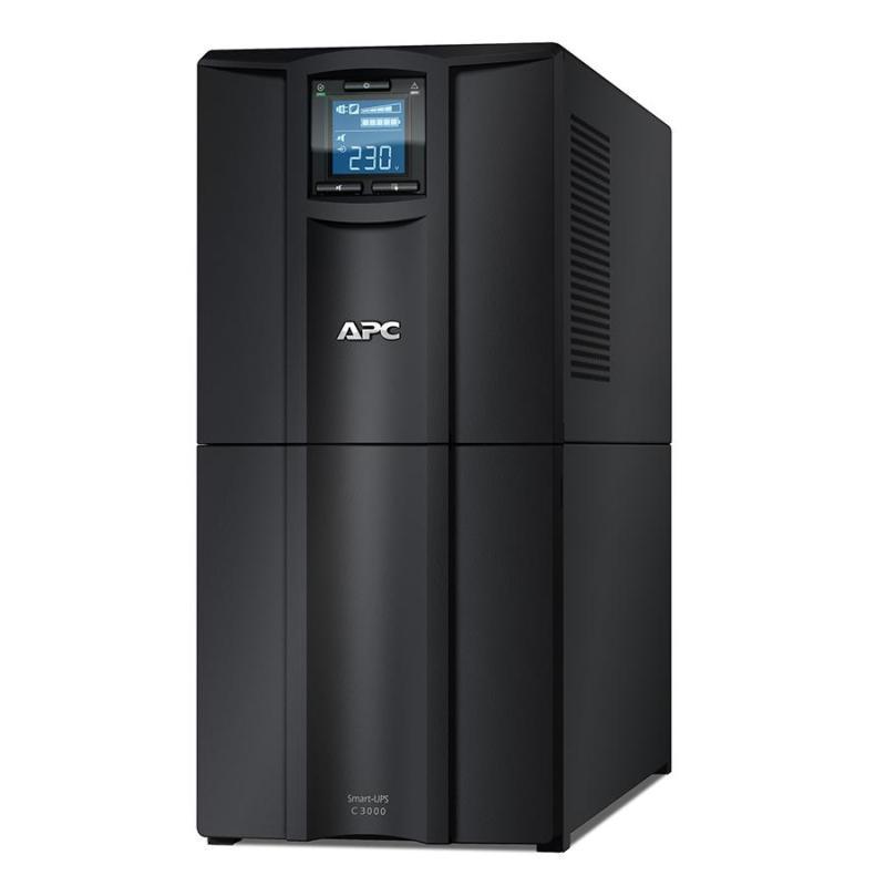 Bảng giá Bộ lưu điện APC: Smart-UPS C 3000VA LCD 230V-SMC3000I - Hàng Chính Hãng Phong Vũ