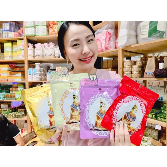 Miếng Dán Thải Độc Gold Princess Thái Lan tốt nhất
