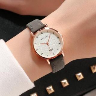 Đồng hồ nữ thời trang MSTIANQ M1000 đồng hồ thời trang hàn quốc đồng hồ dây da nữ tính thumbnail