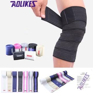[Freeship] AOLIKES AL 1516 - 1 Đôi đai cuốn đầu gối, đùi, bắp chân chống trượt chuyên gym - chính hãng thumbnail