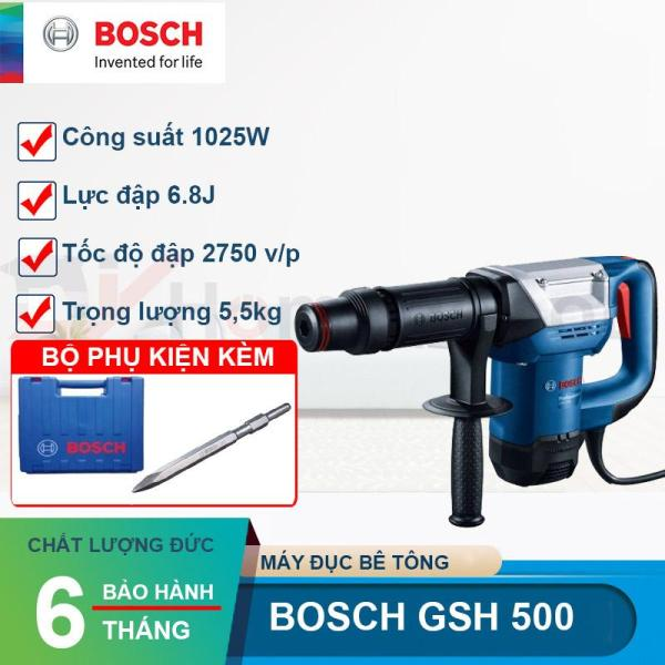 Máy đục Bosch GSH 500 GEN II New 2019