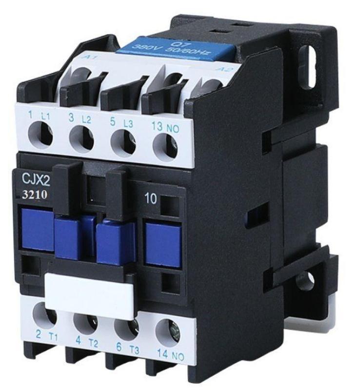 Khởi động từ 32A, khởi động từ contactor CJX2 Jaxing 32A/220V độ bền cao