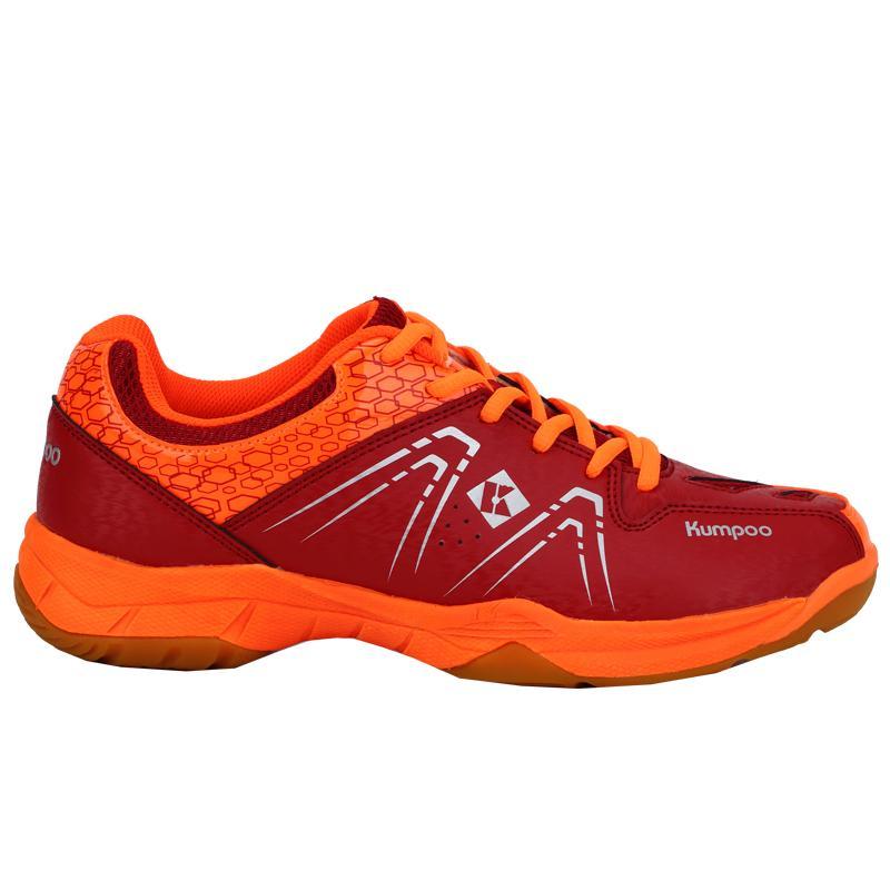 Bảng giá Giày thể thao nam nữ Kumpoo KH16 Mầu đỏ, giày cầu lông, giày bóng chuyền, giày bóng bàn