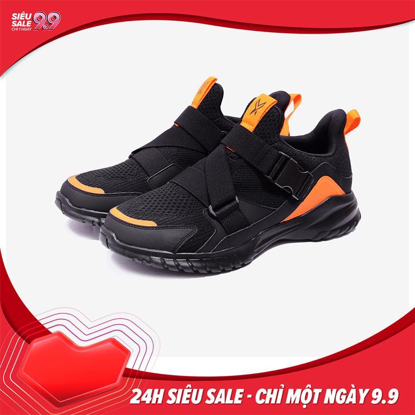 Tặng tất, Giày Sneaker Nam Bitis Hunter X 2019 - Summer 2k19 BKL DSMH01000DEN (Đen)