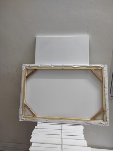 Mua Combo 5 khung vẽ tranh 40x60cm Toan vẽ tranh Bố vẽ tranh