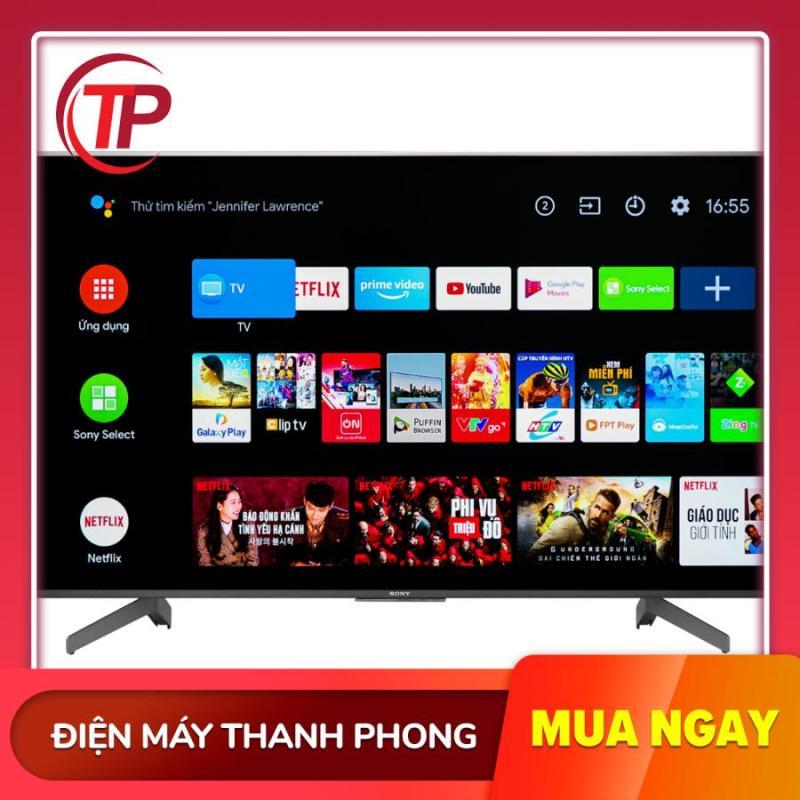 Bảng giá Android Tivi Sony 4K 75 inch KD-75X8500G