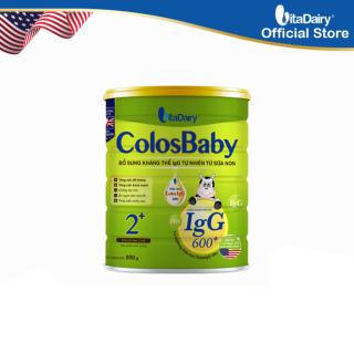 Sữa non COLOSBABY 600 IgG 2+ 800G thumbnail
