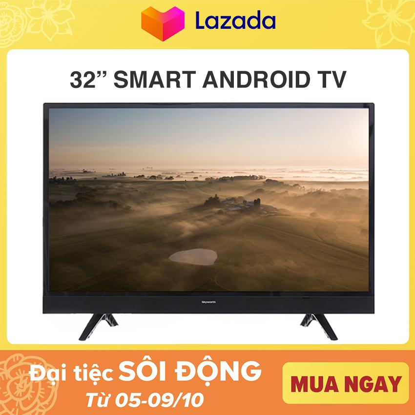 Bảng giá Smart Tivi Led Skyworth 32 inch HD - Model 32S3A (Đen) NEW 100%