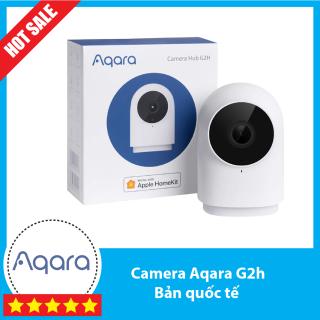 Camera IP giám sát Aqara G2H 1080p - tích hợp tính năng Hub trung tâm, hỗ trợ Apple Homekit, AI thông minh, Smarthome. thumbnail