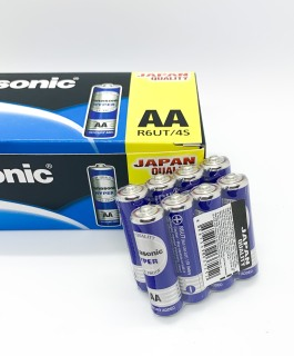 Bộ 8 Pin AA Panasonic Không Chì R6UT 4S - Hàng Chính Hãng thumbnail